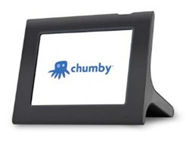Chumby 8 gets reviewed, dubbed 'best and biggest Chumby yet'