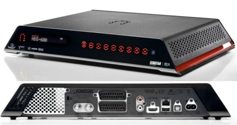 Echostar Europe launches HDS-600RS SlingLoaded FreeSat+ DVR