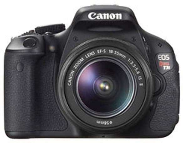 Canon's Rebel T3i / 600D reviewed: not exactly a compelling upgrade