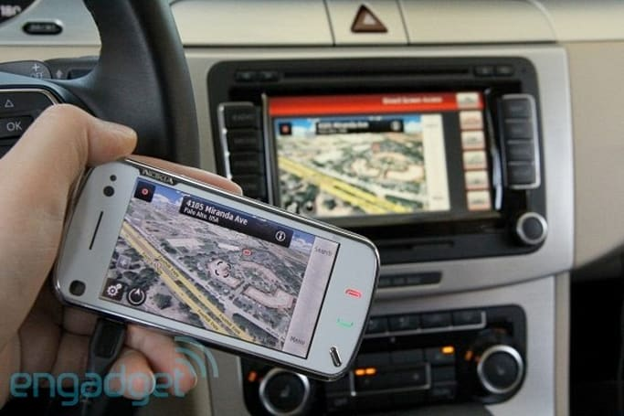 RealVNC brings smartphone display mirroring to Panasonic's in-car system