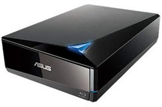 ASUS' 12x BW-12D1S-U external Blu-ray writer: world's fastest, until the next one