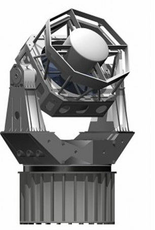 DARPA's new Space Surveillance Telescope will keep our satellites safe from interstellar debris