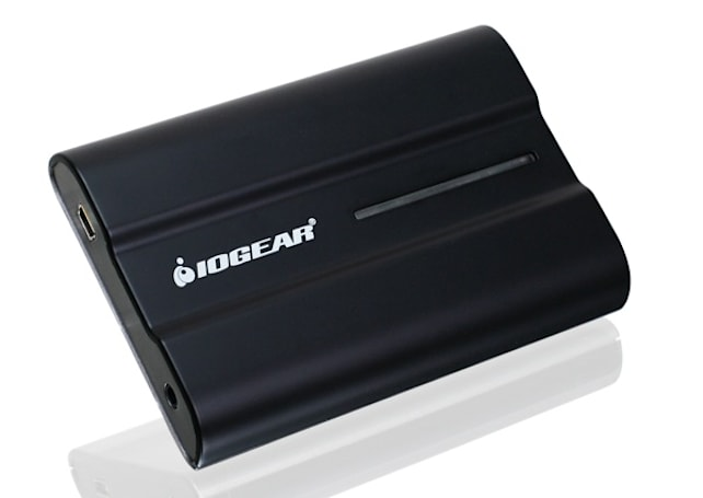 IOGEAR's USB-to-HDMI adapter brings a soundtrack to the DisplayLink party