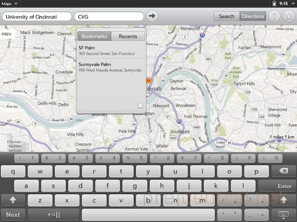 Beta 1 for webOS 3.0 leaks, lets you touch the TouchPad a little early (video)