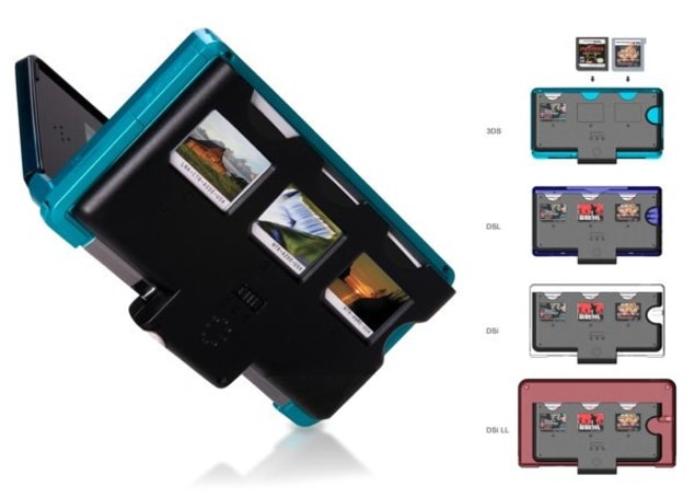 Memorex intros Nintendo DS game-changing case, other not-so-game-changing accessories