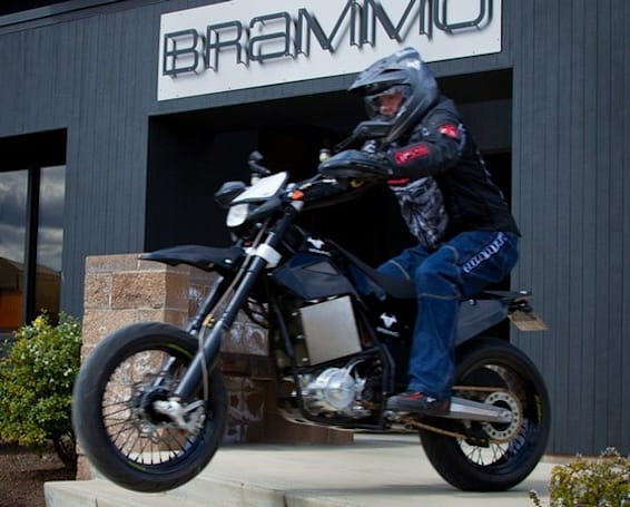 Brammo announces Engage and Encite electric motorcycles, taking it to the dirt with six speeds