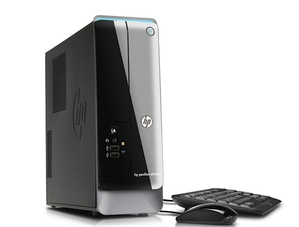 HP trots out Pavilion p7, Pavilion Slimline s5, and HPE h8 desktops