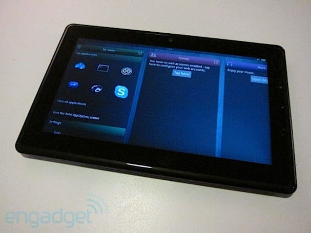 i-Buddie Oak Trail tablet makes cameo at MeeGo Conference 2011
