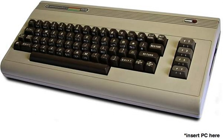 Commodore USA begins shipping replica C64s next week, fulfilling your beige breadbox dreams (video)