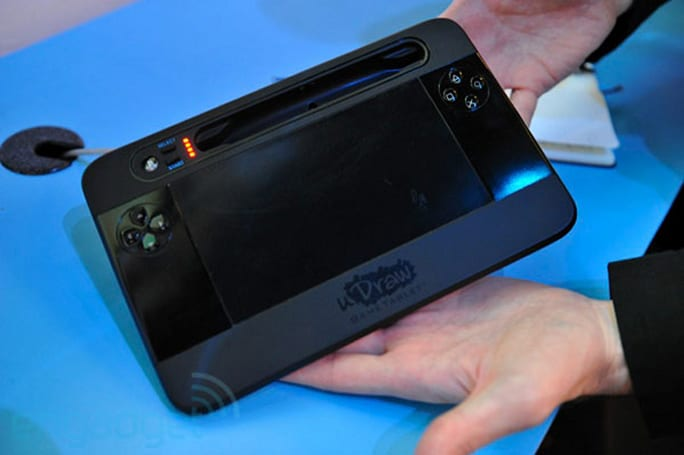 THQ uDraw GameTablet goes HD, we go hands-on (video)