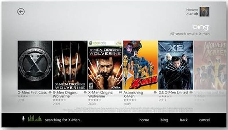 Microsoft's new Xbox 360 UI has Bing voice search across Hulu, Netflix, YouTube, and live TV