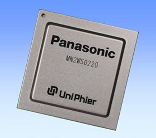 Panasonic's 1.4 GHz dual-core Smart TV chip is industry's fastest, should load Netflix quicker