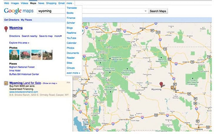 Wyoming wholly commits to Google apps, adds more flair to state's firsts