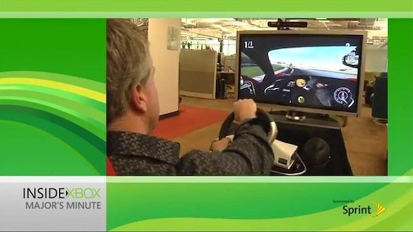Kinect enabled head-tracking previewed in Forza 4 spotlight video, turns heads (video)