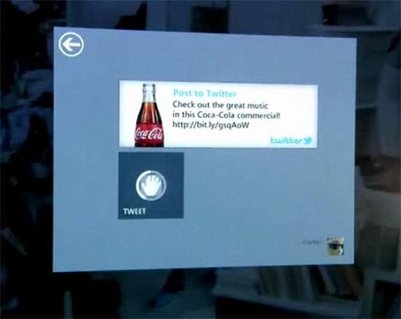 Microsoft's NUAds interactive advertising to harness powers of Kinect, 'change television as we know it'