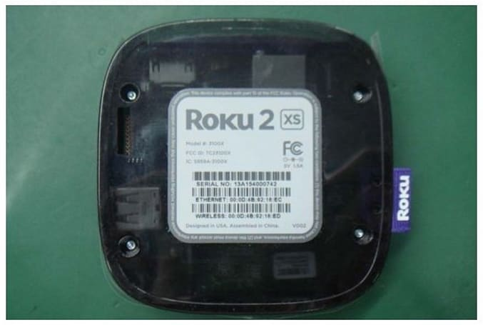 Roku 2 line passes through the FCC with modest hardware updates and a reset button