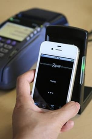 Zoosh does mobile payments using ultrasound, no NFC chip required