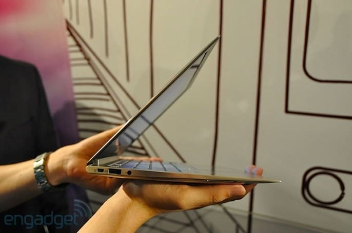 HP to ship first Ultrabooks ahead of ASUS?