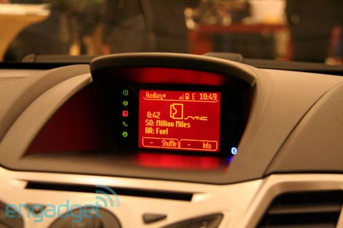 Ford bringing SYNC systems to base trim levels, drops from $395 to $295
