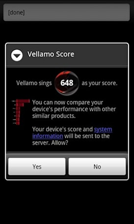 Qualcomm launches Vellamo browser benchmark for Android devices