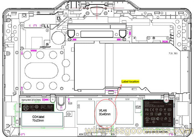 Dell Latitude XT3 convertable tablet hits the FCC, sneaks in with Broadcom filing