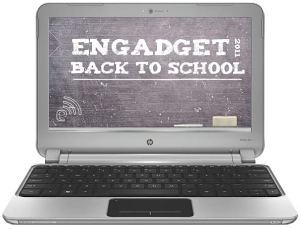 Engadget's back to school guide 2011: laptops