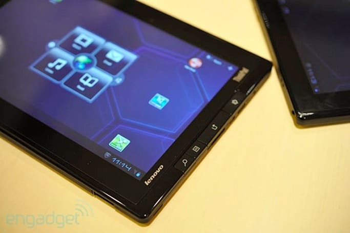 Lenovo ThinkPad Tablet now available for order, priced at $500 and up