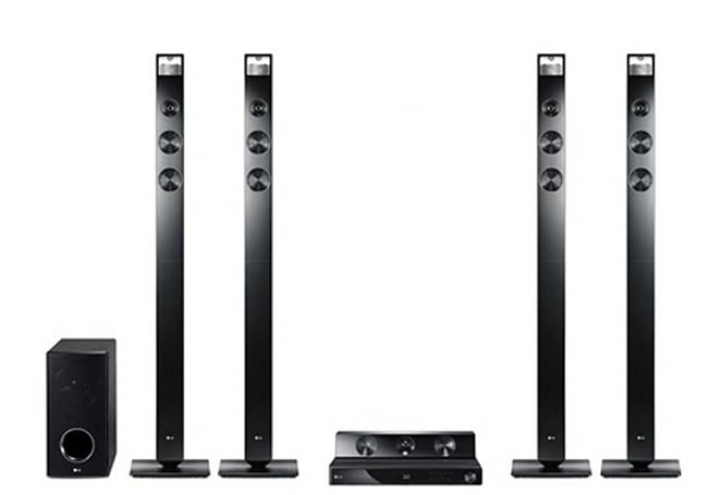 LG HX906TX home theater system promises 3D sound, enviable Super Bowl acoustics