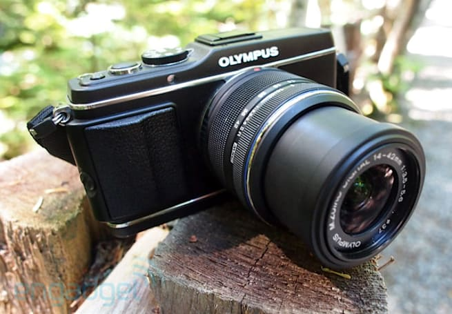 Olympus PEN E-P3 Micro Four Thirds camera review