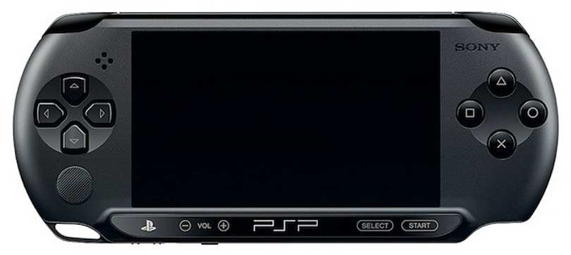 Sony announces WiFi-less PSP E-1000, hits Europe this fall for €99