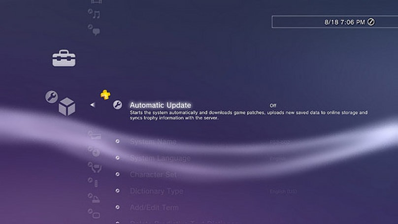 PS3 firmware update v3.70 adds auto-save cloud storage for subscribers, updates XMB and 3D support