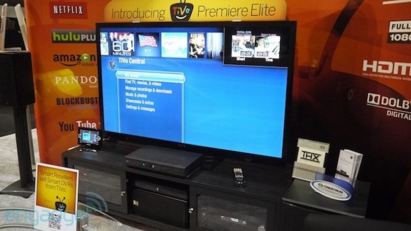 CEDIA 2011 odds and ends wrap up: THX, TiVo and plenty of projectors