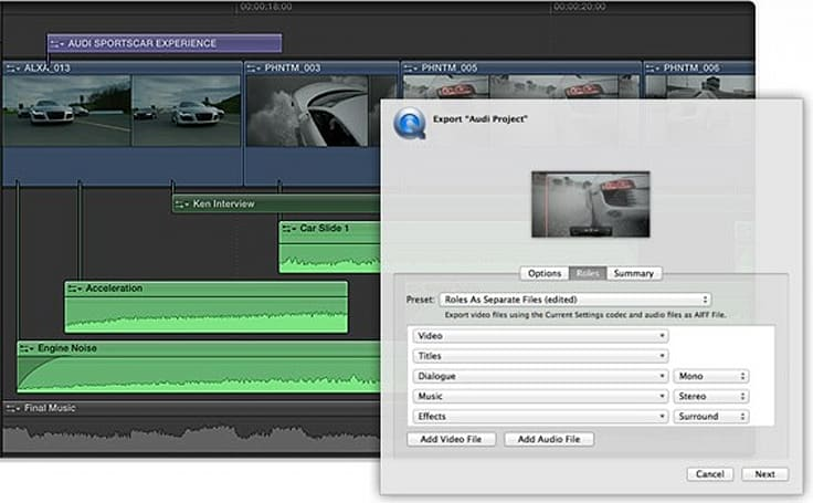 Apple offers Final Cut Pro X update and free 30 day trial, hopes we can all still be friends