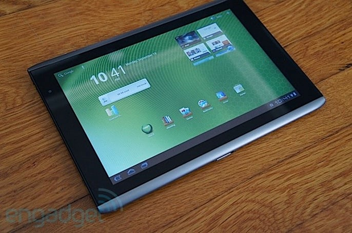 Acer Iconia Tab family to be given Ice Cream Sandwich treatment, rolling out to A200 now