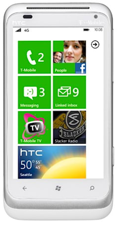 HTC Radar 4G headed to T-Mobile in time for the holidays, chock-full of Mango