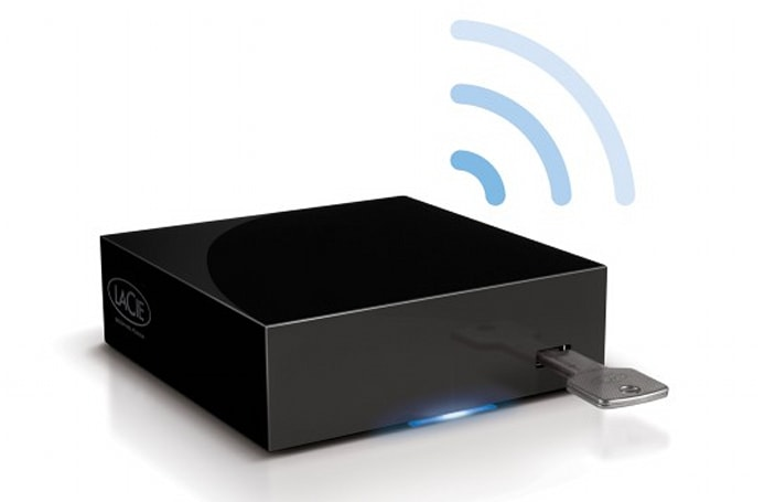 LaCie's LaPlug turns your USB HDD into a network storage device, for LaPrice of $75 (video)