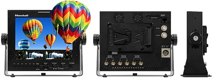 Marshall Electronics outs glasses-free Orchid 3D monitor for pro filmmakers