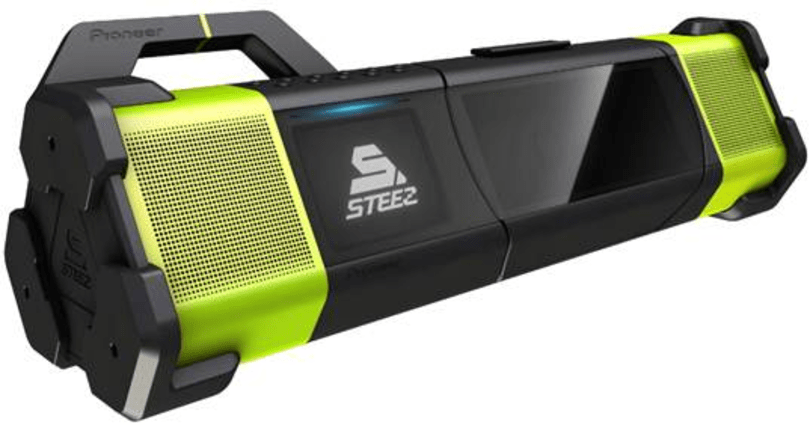 Pioneer's new music players give dancers some Steez