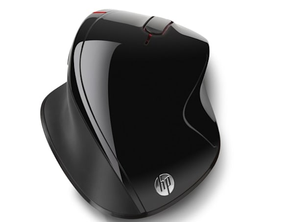 HP's WiFi Touch Mouse X7000 has a Facebook button, doesn't like lefties