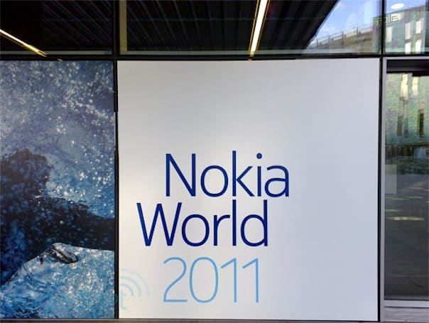 The Nokia World 2011 keynote liveblog!