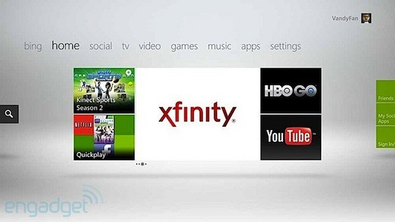 Comcast promises Xfinity VOD streaming on more devices, new Xcalibur guide in 2012