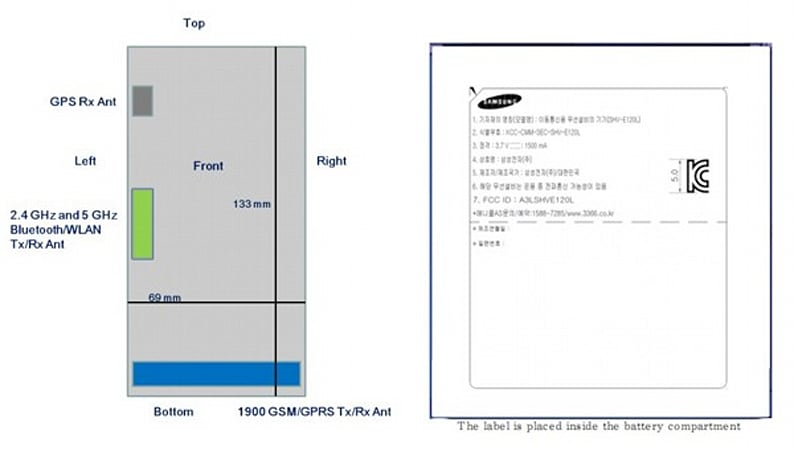 Samsung's Korea-bound Galaxy S II HD LTE pops up in FCC filings