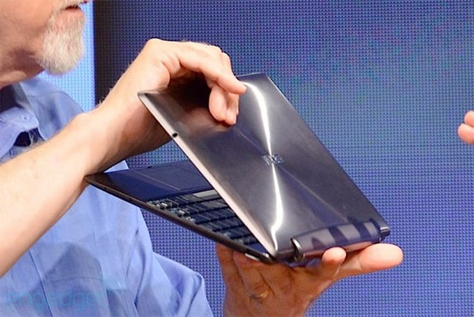 ASUS says Transformer Prime will arrive on Honeycomb, ICS coming later