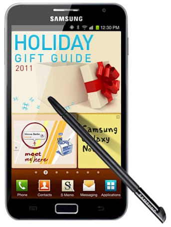 Engadget's holiday gift guide 2011: smartphones