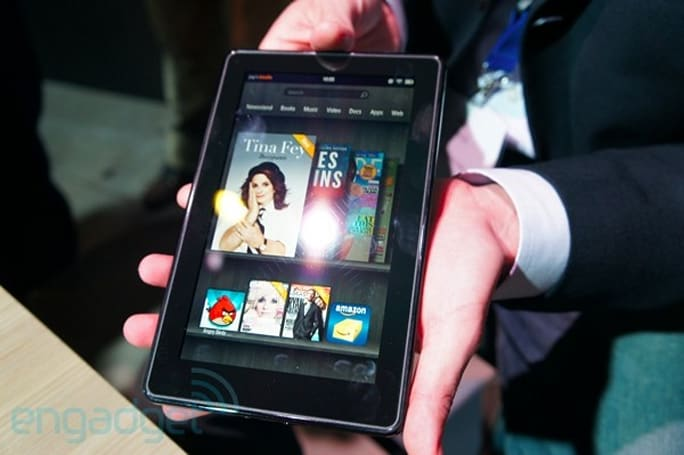 Amazon adds Hulu Plus, ESPN ScoreCenter to Kindle's Android apps, Nook Tablet loses its edge