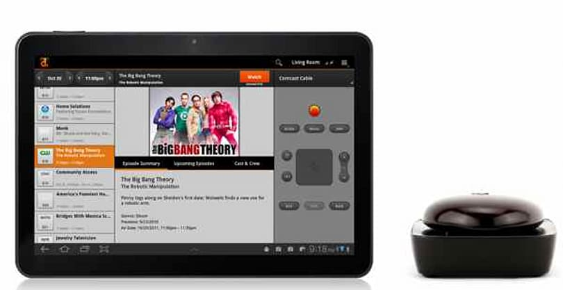 Griffin's Beacon universal remote control system now available for Android, ships for $70