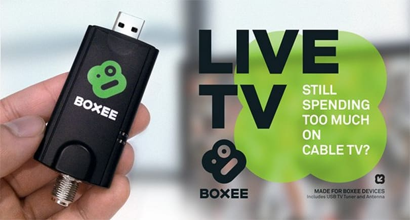 Boxee Box Live TV dongle shipping for $49 in January 2012, pre-orders open today
