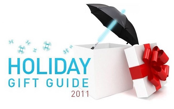 Engadget's holiday gift guide 2011: fun stuff!