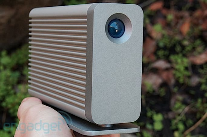 LaCie Little Big Disk Thunderbolt SSD review