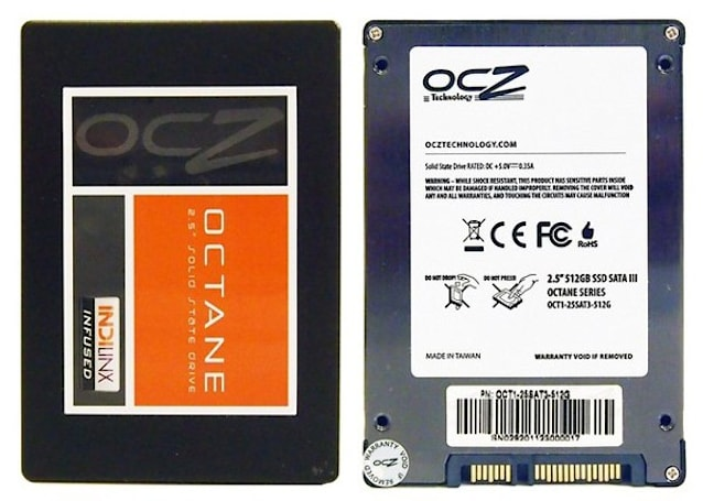 OCZ Octane SSD benchmarked, new Indilinx controller holds its ground